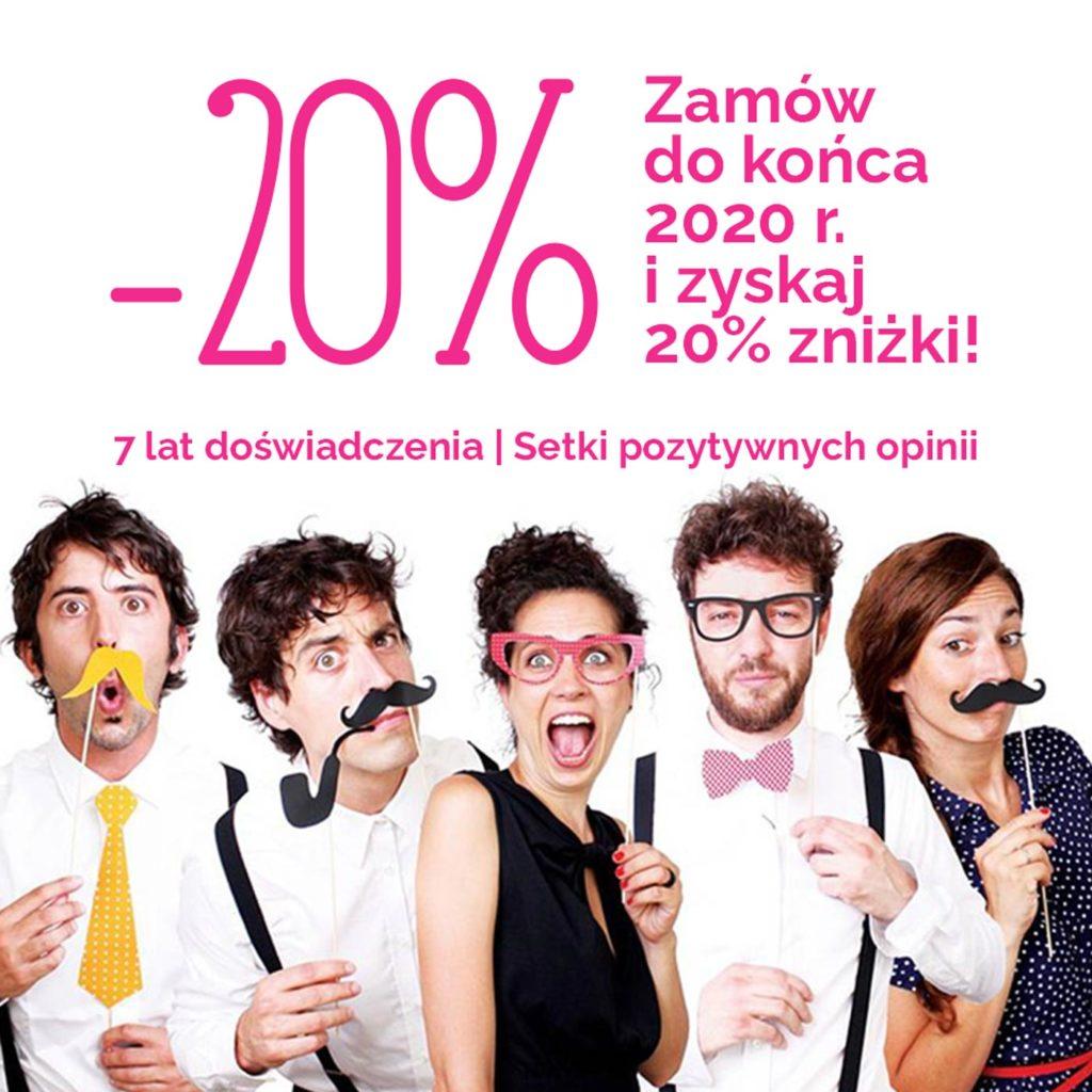 Promocja - 20%